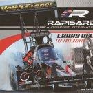 2013 NHRA TF Handout Larry Dixon