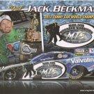 2013 NHRA FC Handout Jack Beckman MTS