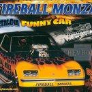 2013 NHRA Nostalgia FC Handout Fireball Monza