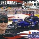 2013 NHRA PSB Handout Jim Underdahl
