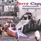 2013 NHRA Nostalgia FED Handout Terry Capp