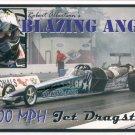 "2013 NHRA ""Blazing Angel"" Jet Dragster Handout"