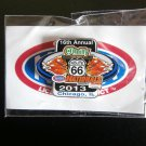 2013 NHRA Event Pin Chicago
