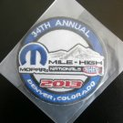 2013 NHRA Event Patch Denver