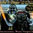 2013 NHRA Nostalgia FED Handout Hundley & Boggs
