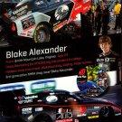 2013 NHRA FC Handout Blake Alexander (version #1)