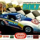 2013 NHRA Sportsman Handout Brittany Boltz