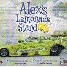2013 NHRA FC Handout Johnny Gray Alex's Lemonade