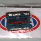 2008 NHRA Event Pin Reading
