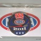 2011 NHRA Pin USA Tour