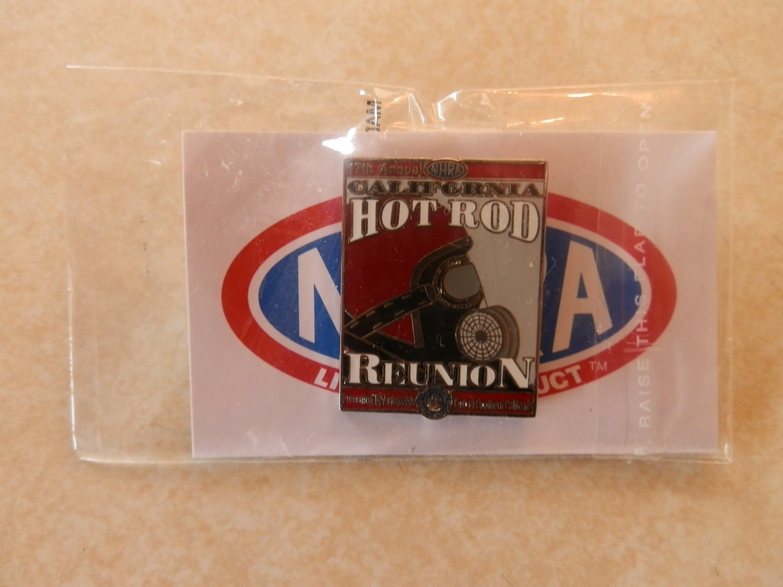 2008 NHRA Event Pin Bakersfield CHRR