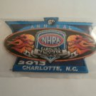 2013 NHRA Event Patch Charlotte Fall Race