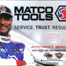 2014 NHRA TF Handout Antron Brown