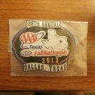 2013 NHRA Event Patch Dallas