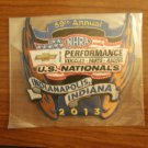 2013 NHRA Event Patch Indianapolis