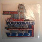 2013 NHRA Event Patch Sonoma