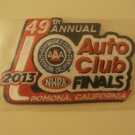 2013 NHRA Event Patch Pomona Finals
