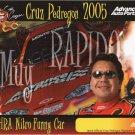 2005 NHRA FC Handout Cruz Pedregon