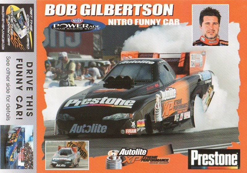 2005 NHRA FC Handout Bob Gilbertson (version #3)