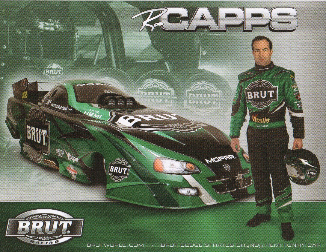 2005 NHRA FC Handout Ron Capps (version #2)