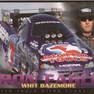2005 NHRA FC Handout Whit Bazemore