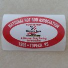1995 NHRA Contestant Decal Topeka 2