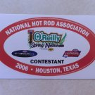 2006 NHRA Contestant Decal Houston