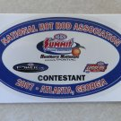 2007 NHRA Contestant Decal Atlanta