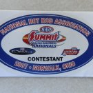 2007 NHRA Contestant Decal Norwalk