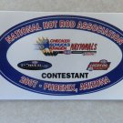 2007 NHRA Contestant Decal Phoenix