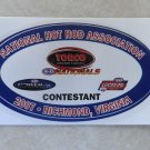 2007 NHRA Contestant Decal Richmond