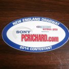 2014 NHRA Contestant Decal Northeast National Open