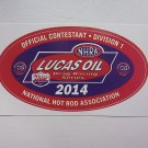 2014 NHRA Contestant Decal Division 1