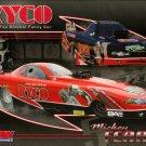 2013 NHRA AFC Handout Mickey Ferro