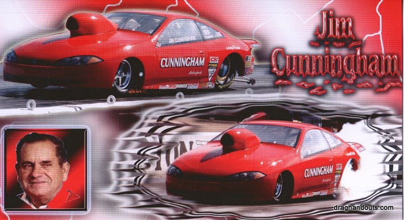 2004 NHRA PS Handout Jim Cunningham