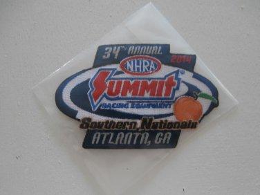 2014 NHRA Event Patch Atlanta