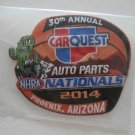 2014 NHRA Event Patch Phoenix