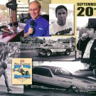 2014 NHRA Nostalgia Handout New England Hot Rod Reunion