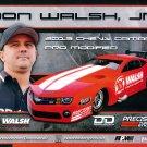2014 NHRA PM Handout Donnie Walsh (version #2)