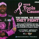 2014 NHRA TF Handout Antron Brown (Tools for the Cause)
