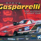2014 NHRA AFC Handout Steve Gasparelli