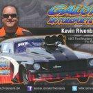 2014 NHRA PM Handout Kevin Rivenbark