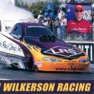 2004 NHRA FC Handout Tim Wilkerson