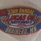 2014 NHRA Event Patch Brainerd