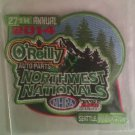 2014 NHRA Event Patch Seattle