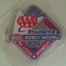 2014 NHRA Event Patch St. Louis