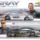 2015 NHRA PS Handout Gray Racing Team