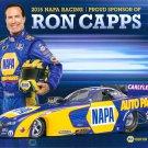 2015 NHRA NFC Handout Ron Capps