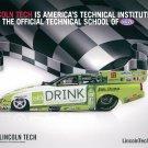 2015 NHRA NFC Handout John Hale (Lincoln Tech)
