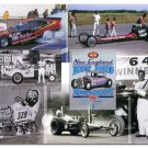 2015 NHRA New England Hot Rod Reunion Handout
